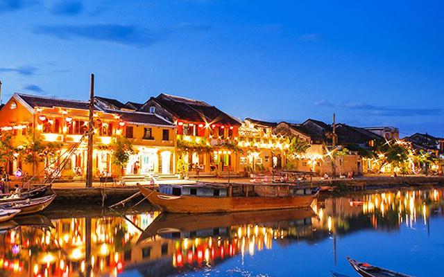 Hội An - địa điểm tham quan du lịch nổi tiếng tại Đà Nẵng