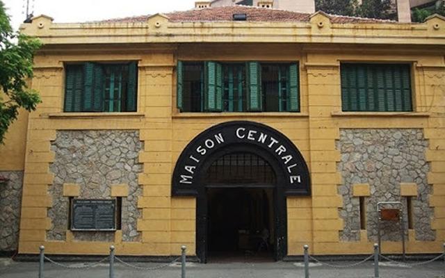 Nhà tù Hỏa Lò gắn liền với lịch sử dân tộc