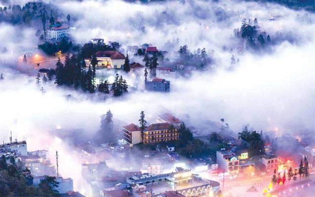 Sapa – Thành phố trong sương
